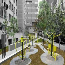 Participar en facer un barrio mais amable engadindo calidade social e urbana polo que o noso colectivo  en colaboración co Colectivo Luvaparticipar en facer un barrio mais amable engadindo calidade social e urbana polo que o noso colectivo  en colaboración co Colectivo Luva