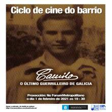 Camilo: O último guerrilleiro de Galicia é un documental que expón a vida de Camilo de Deus, o último guerrilleiro que queda vivo en Galicia